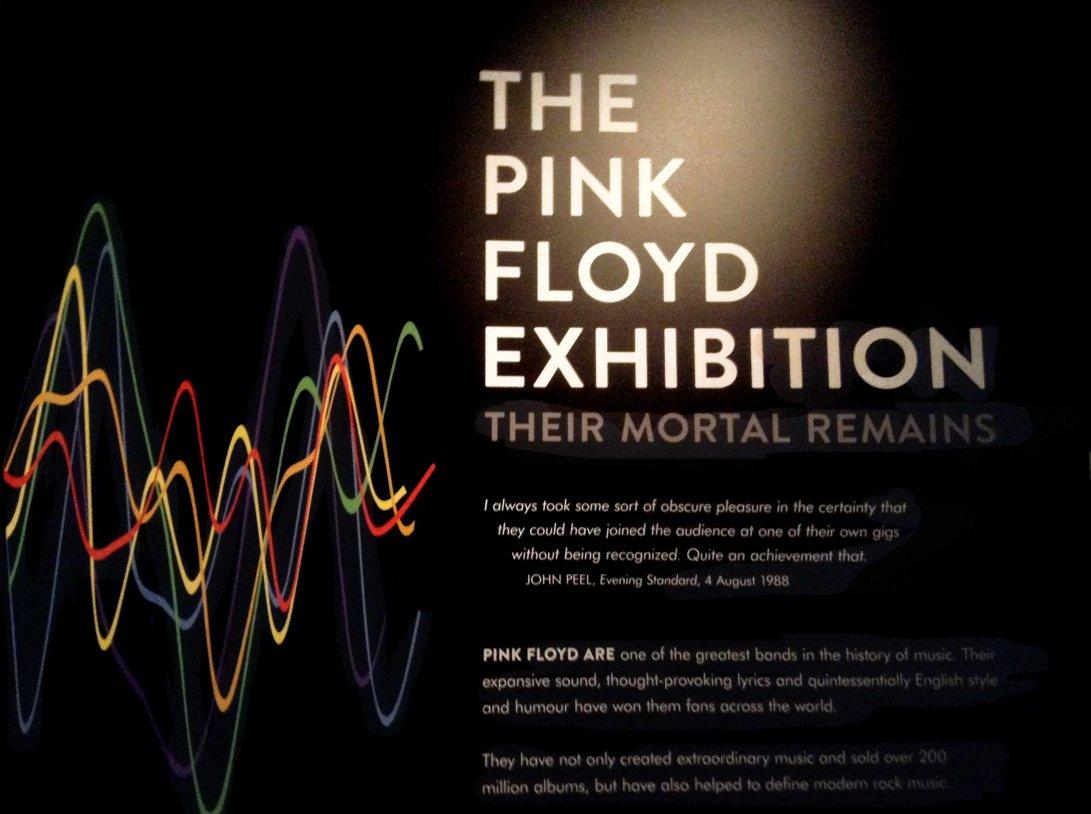 Portada The Pink Floyd Exhibition